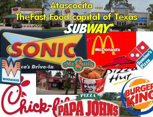 Developpement Du Fast Food Economie